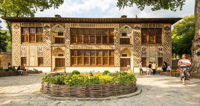 Sheki Khan Palace
