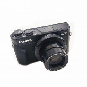 Canon-G7X-Mark-II Product Image