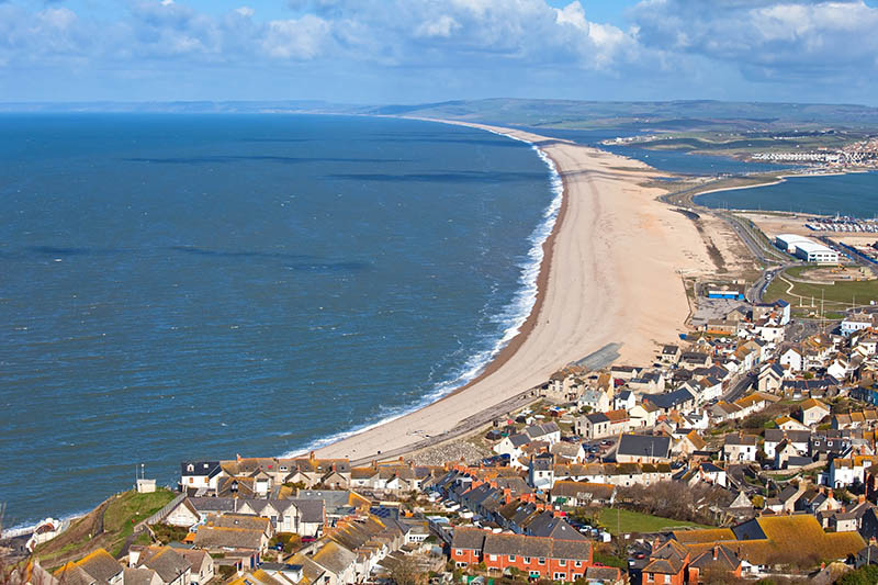 Chesil Beach, Weymouth