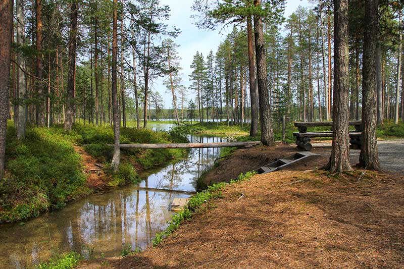 Hossa National Park, Finland