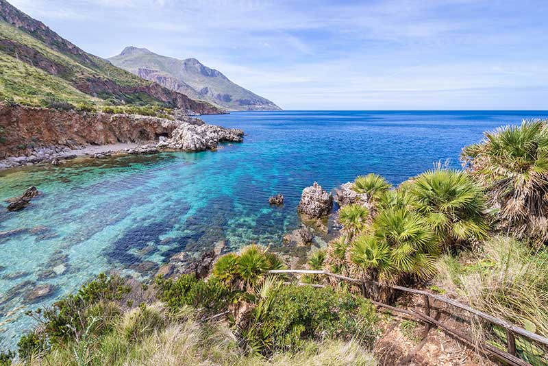 Nature Reserve Zingaro, Sicily