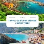 Travel Guide for Visiting Cinque Terre