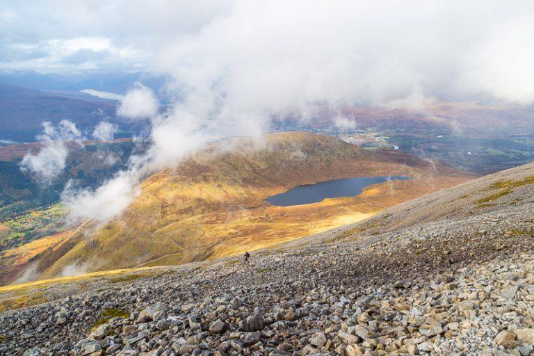 Ben Nevis Mountain Track, Scotland - v2