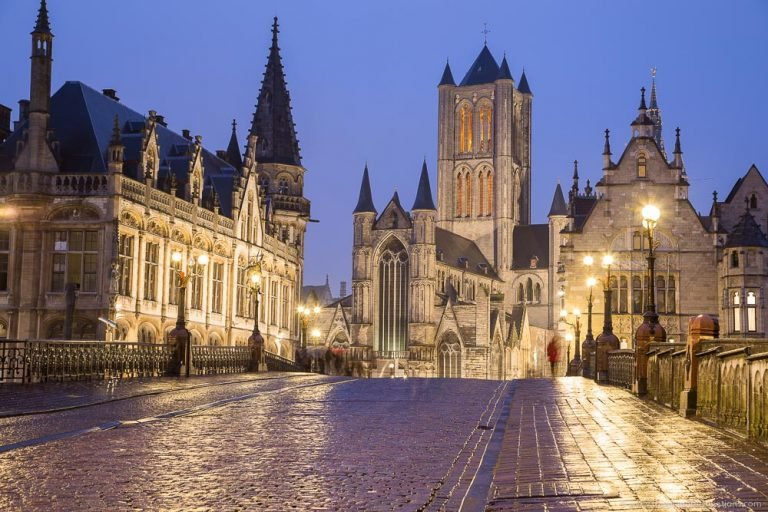 Beautiful Places in Belgium - Ghent