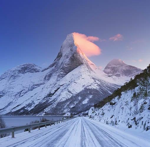 Stetind mountain