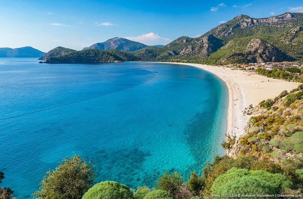 Turkey's Turquoise Coast - Beautiful Places
