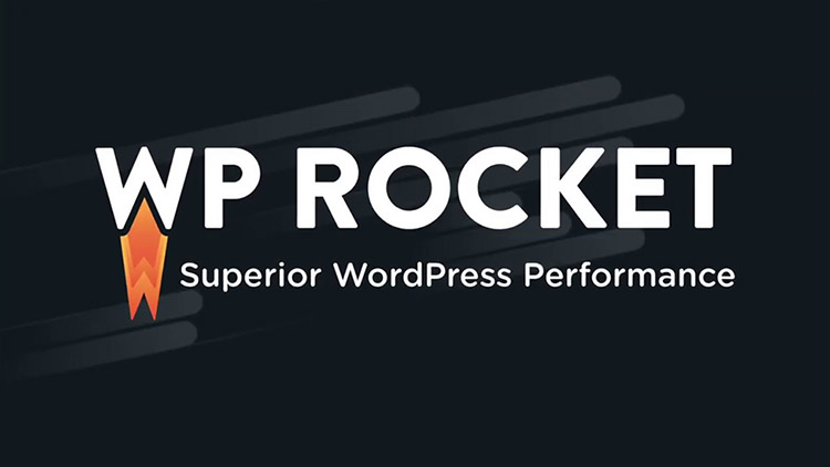 WP Rocket - Logo