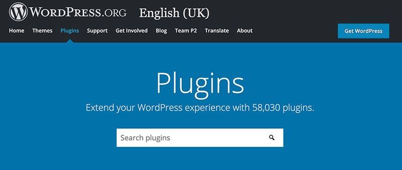 WordPress plugin repository screenshot