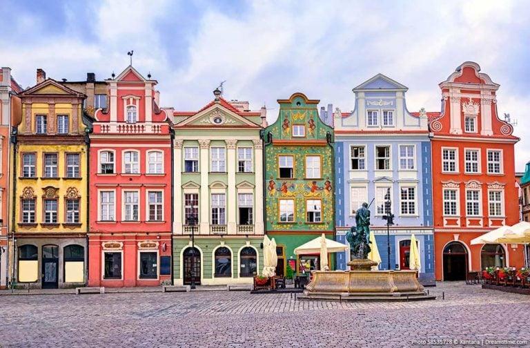 Poland-Places - Poznan
