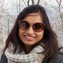 Shalbha Sarda headshot