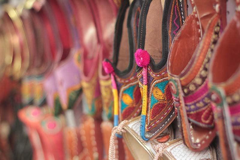Shop items in Jaipur India