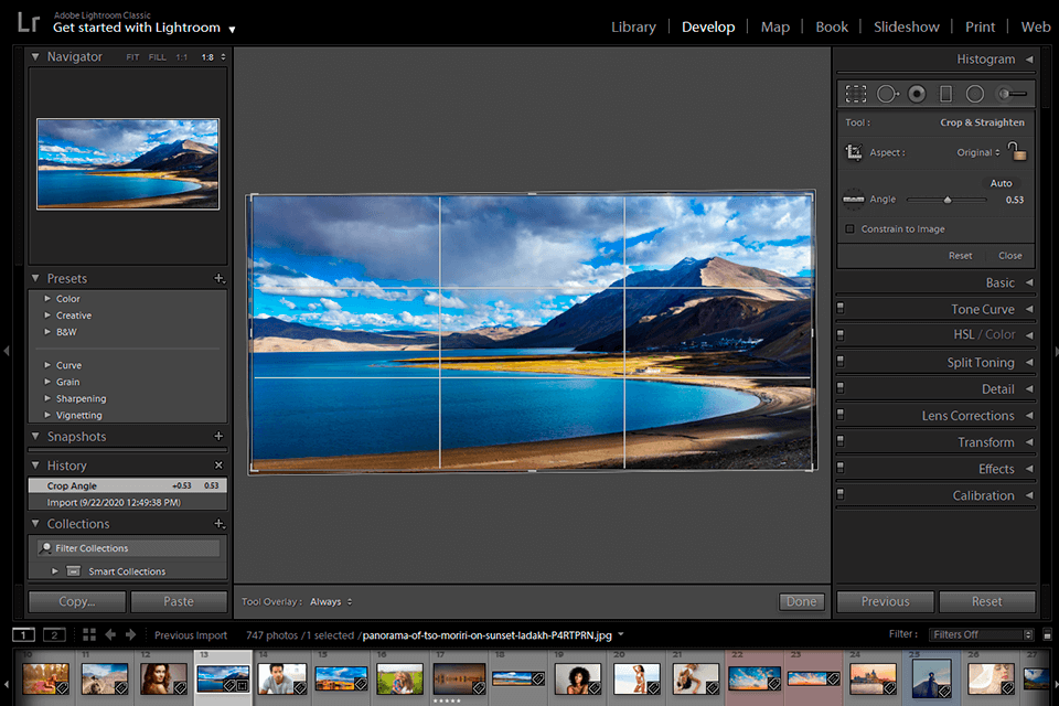 landscape-photo-editing-tips-cropping-tool