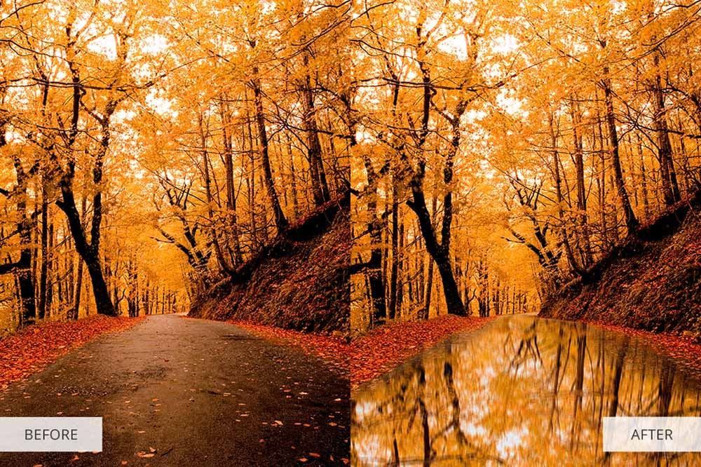 landscape-photoshop-actions-reflection