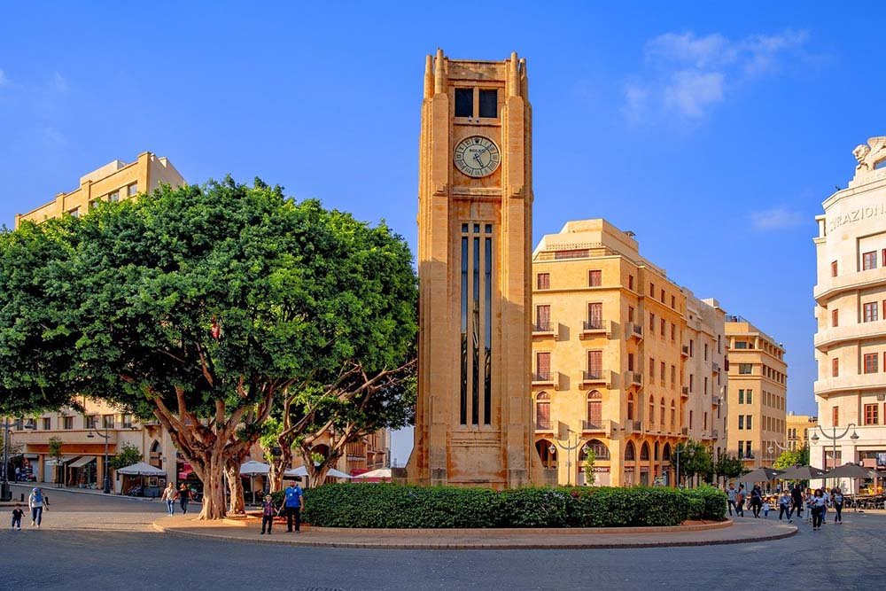 Beirut streets