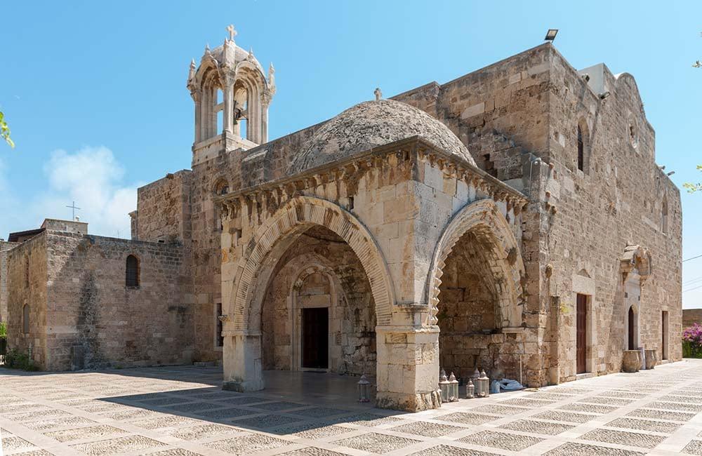 Byblos Church