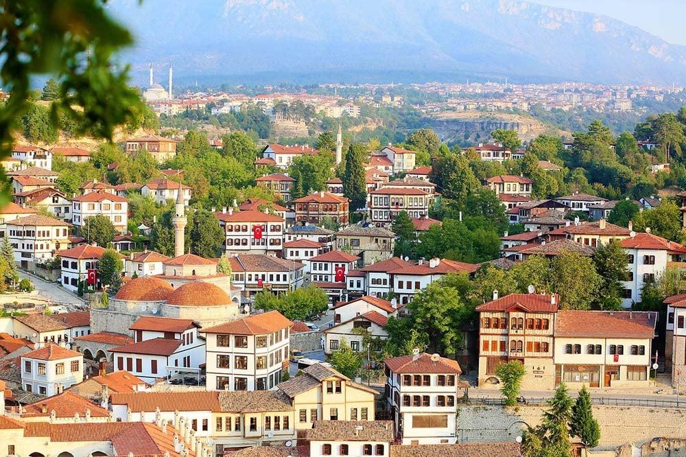 Safranbolu skyline