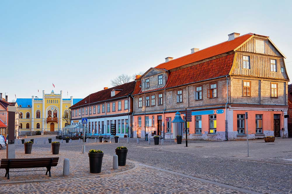 kuldiga streets