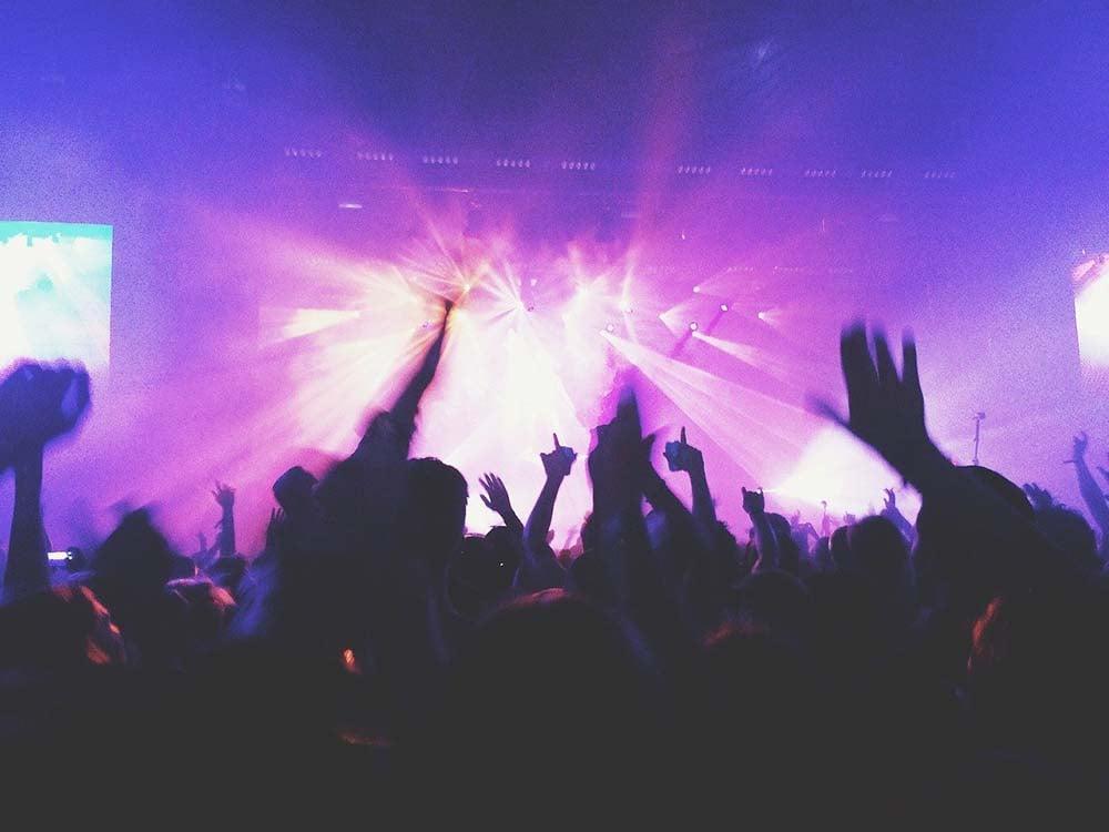 Club scene