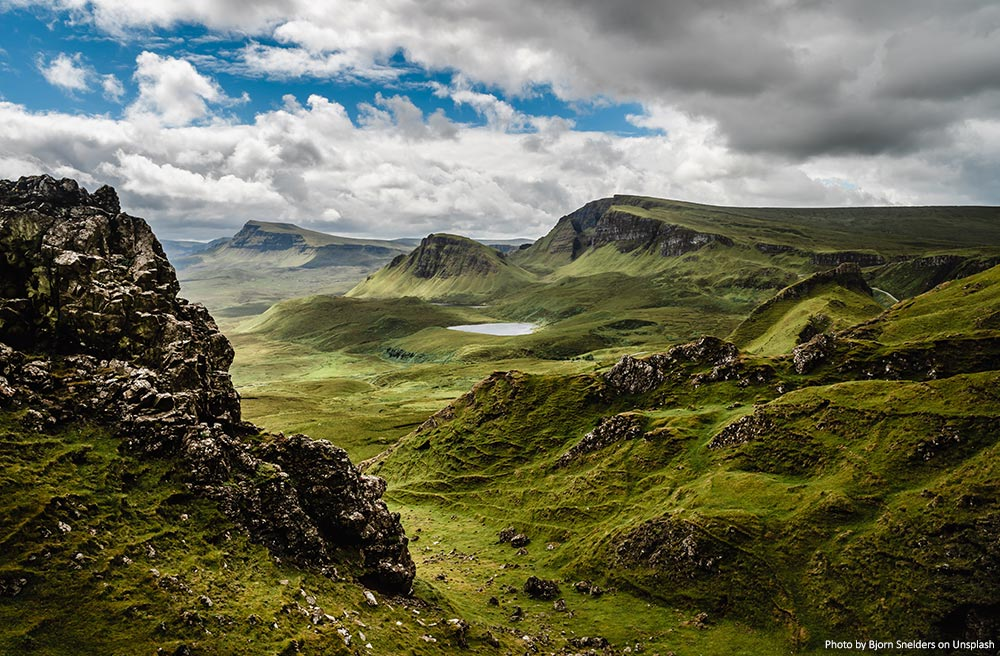 Landscapes in Scotland