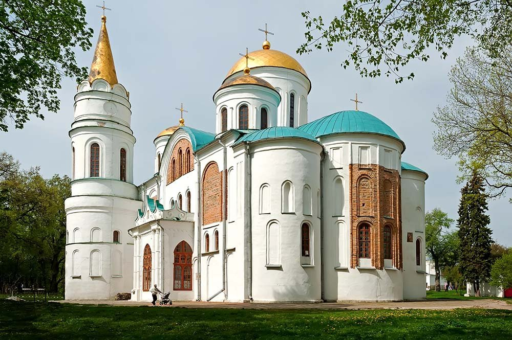 Transfiguration Cathedral, Chernihiv