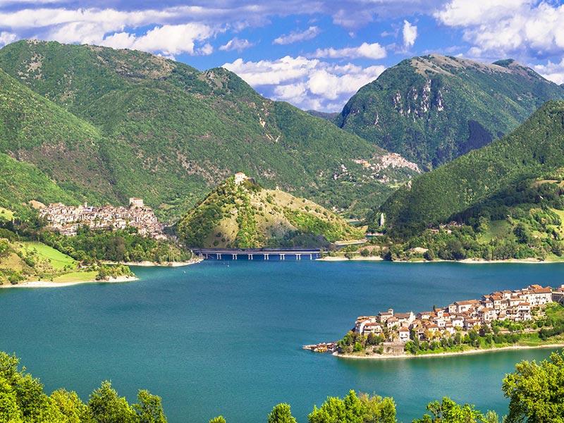 Lago di Turano