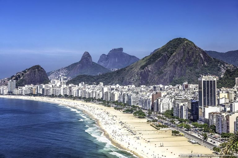 Best cities in South America - Showing Rio