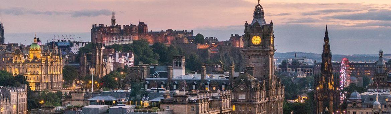 Book Edinburgh - Featured Image