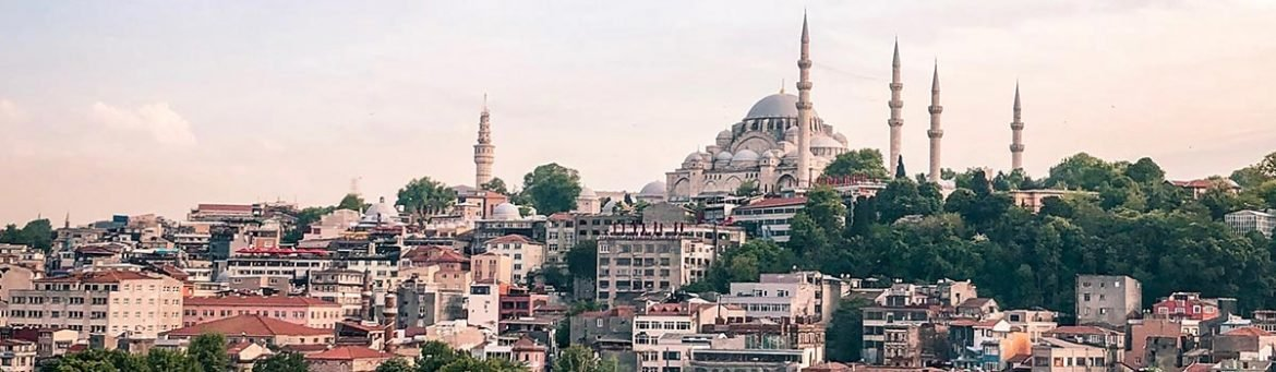 Book Istanbul - Featured Image