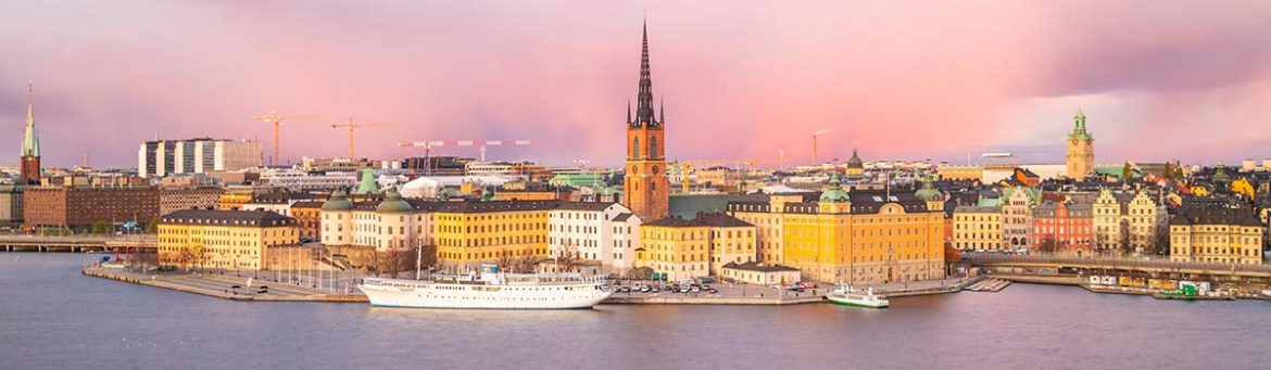 Book Stockholm - Featured Image