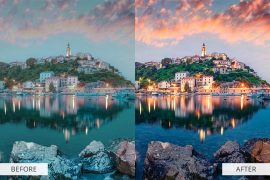 HDR Effect Example