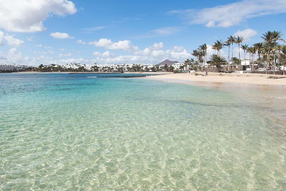 Beaches in Lanzarote