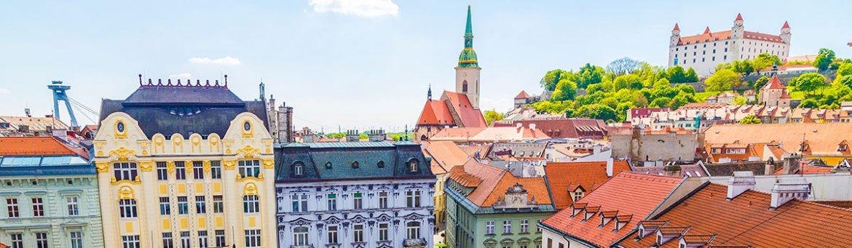 Book Bratislava - Featured Image