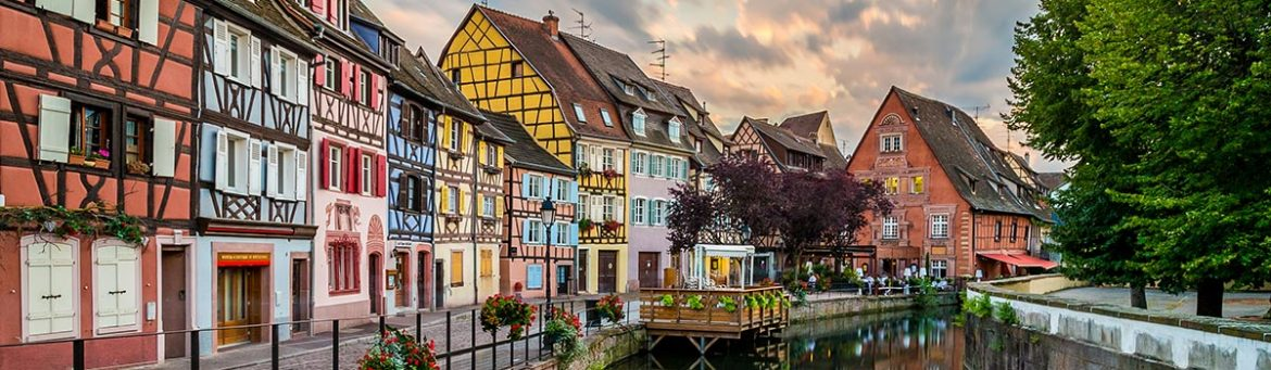 Book Colmar - Featured Image