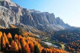 Europe landscapes and nature