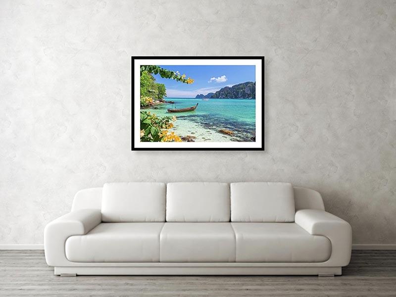Photo print example