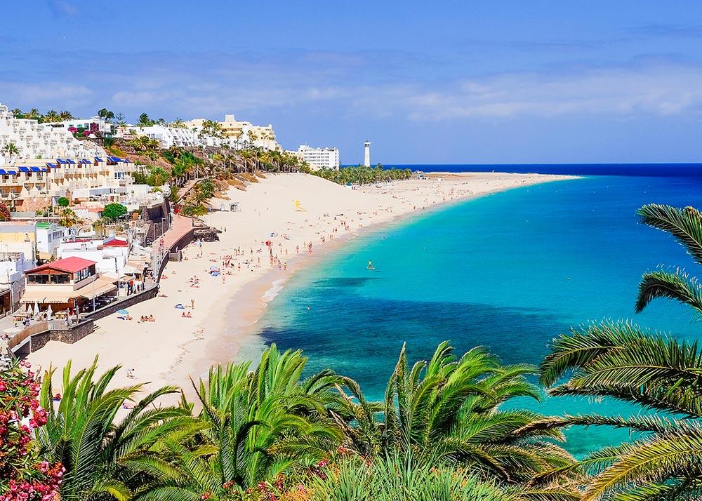 Fuerteventura - Morro Jable Beach