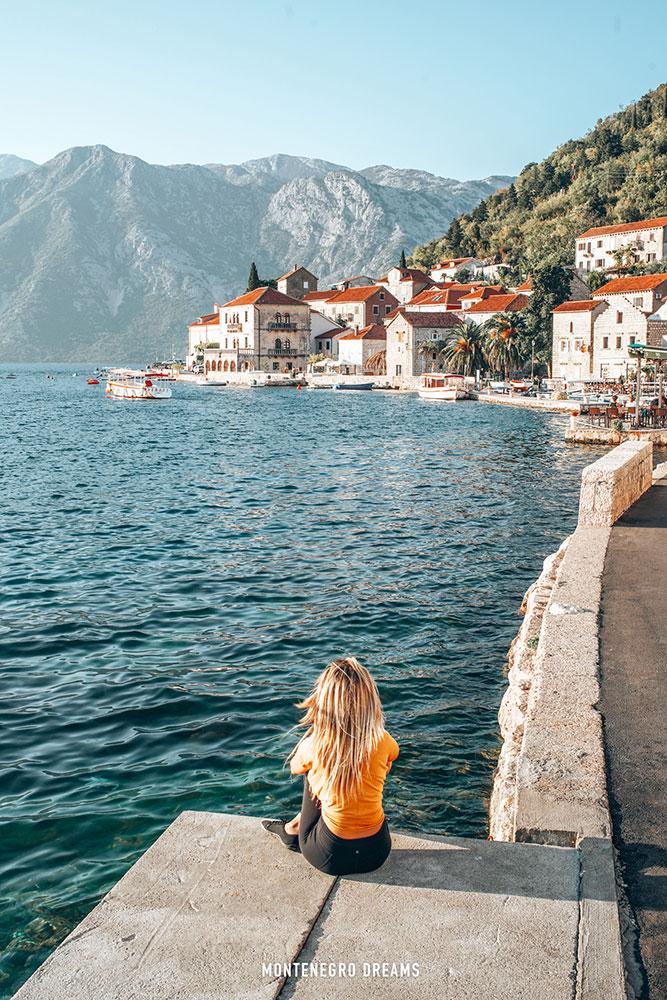 Wanderlust Lightroom Preset Collection - Examples - Montenegro Dreams