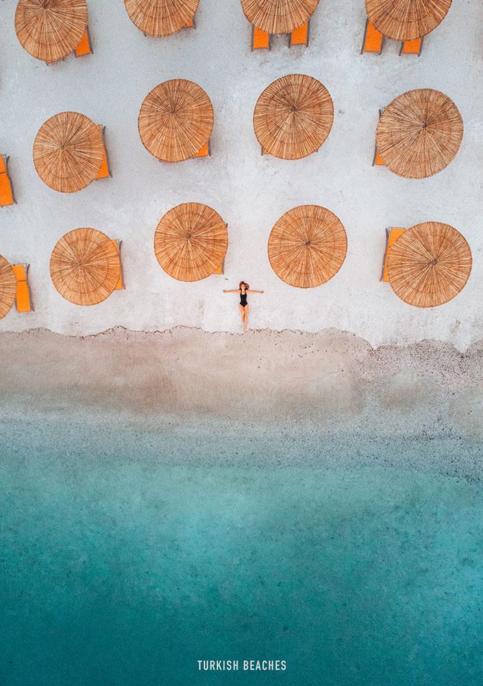 Wanderlust Lightroom Preset Collection - Examples - Turkish Beaches