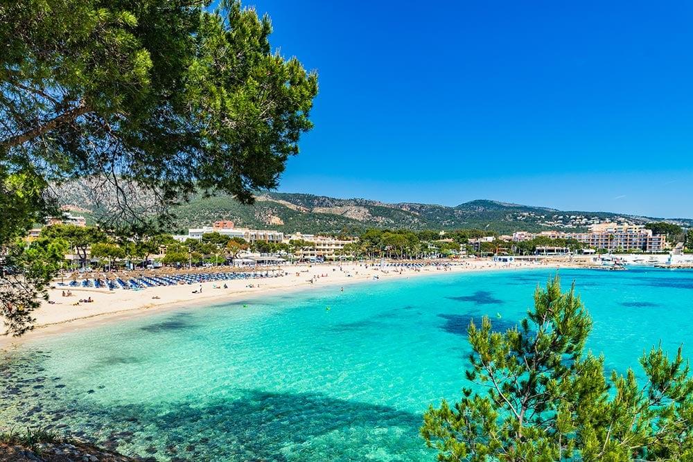 Mallorca Beach in Palmanova
