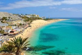 Spain Beach Destinations - Fuerteventura