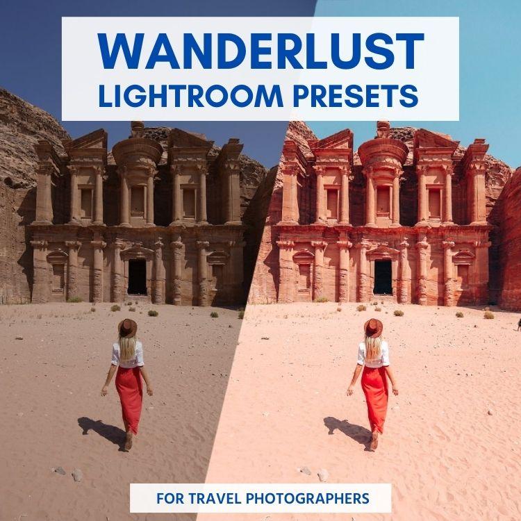 Lightrooom Presets for Travel Photographers