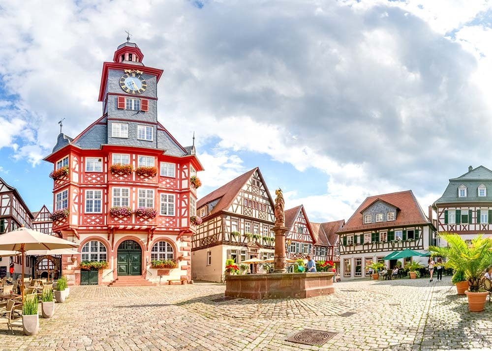 Heppenheim Market Place