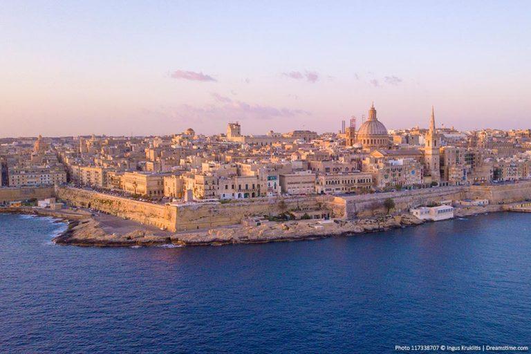 Valletta Malta - Featured Image