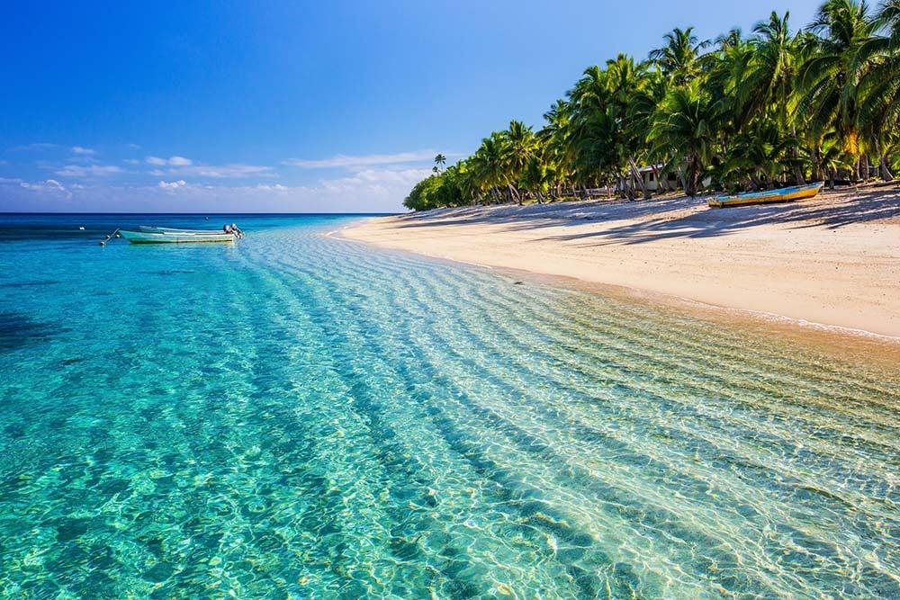 Fiji beaches