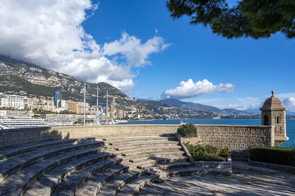 Fort Antoine in Monaco