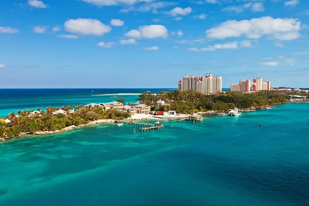 Nassau in Bahamas