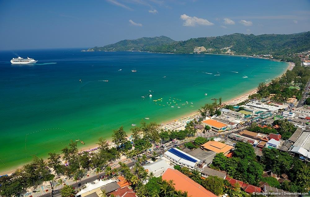 Thailand beach destination