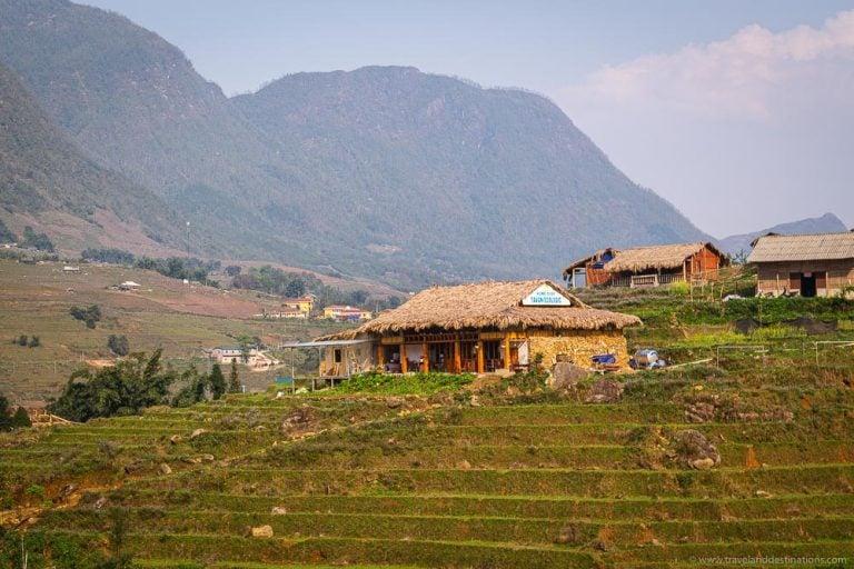 Eco lodge in Vietnam