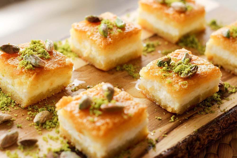 Sweet foods in Turkey